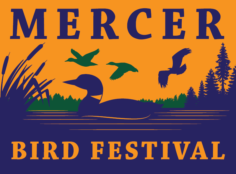 Mercer Bird Festival Logo